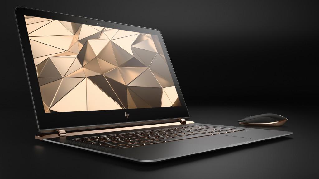 HP Spectre: el portátil más fino del mundo.