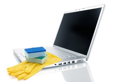 Consejos de limpieza de aparatos electrónicos